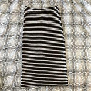 Billabong Stretchy Pencil Skirt